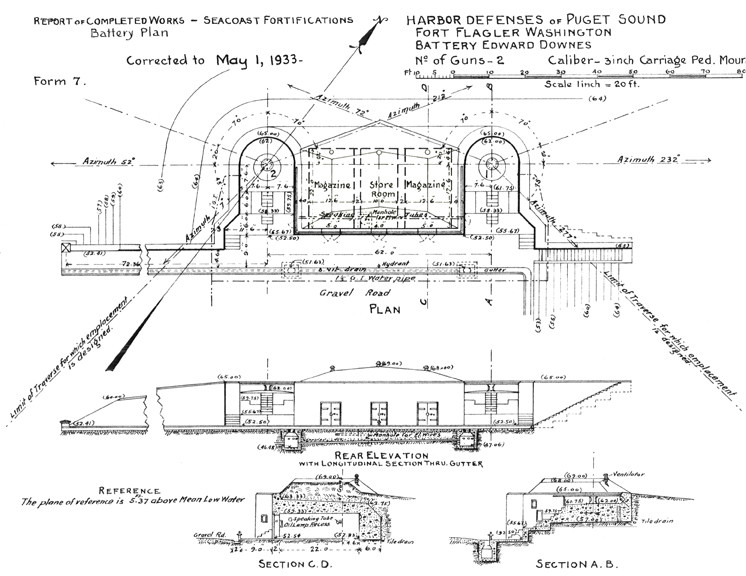 File:Fort Flagler Battery Downes Plan.JPG