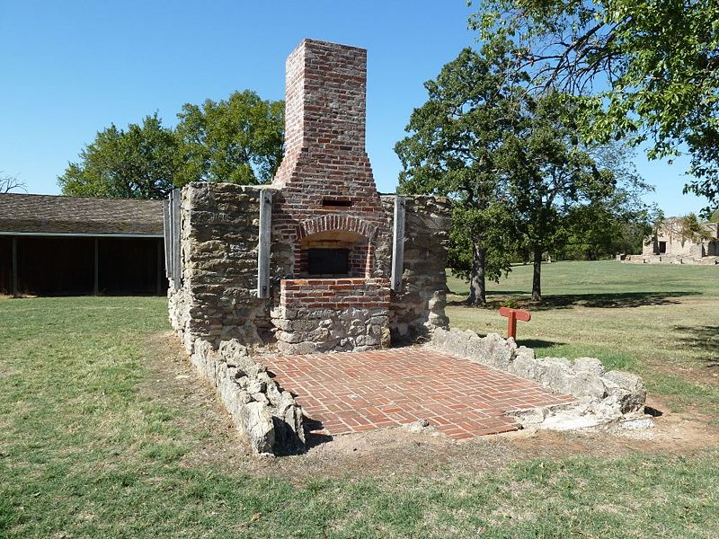 File:Fort Washita Bake House - 1.jpg