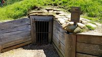 Fort Donelson Lower Battery Powder Magazine