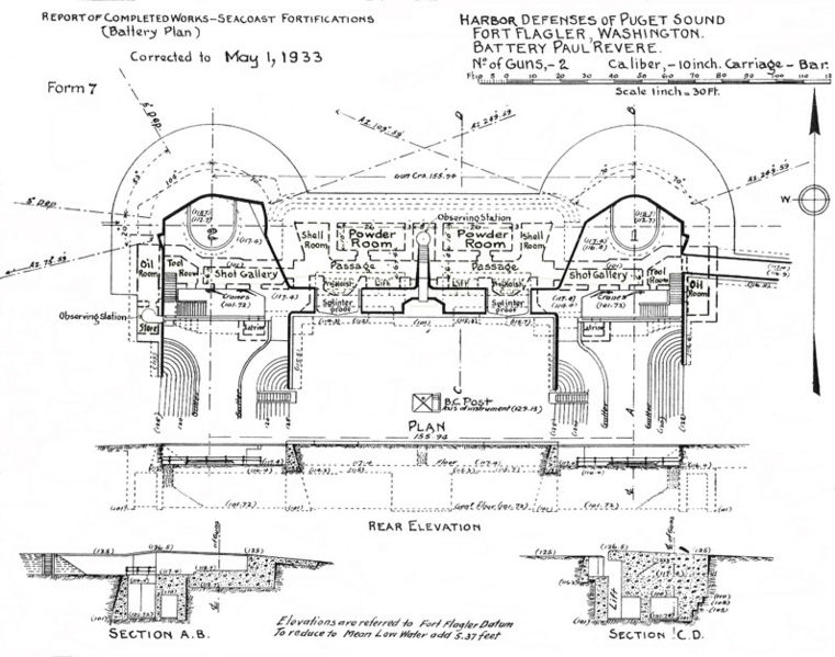 File:Fort Flagler Battery Revere Plan.JPG