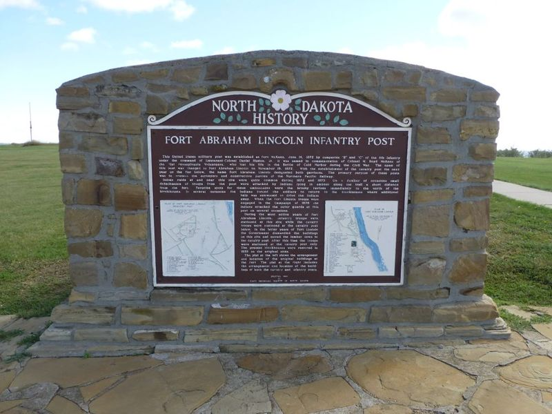 File:Fort A Lincoln Markers - 6.jpg