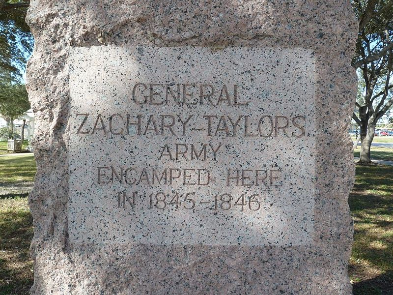 File:Camp Marcy Zac Taylor Monument - 2.jpg