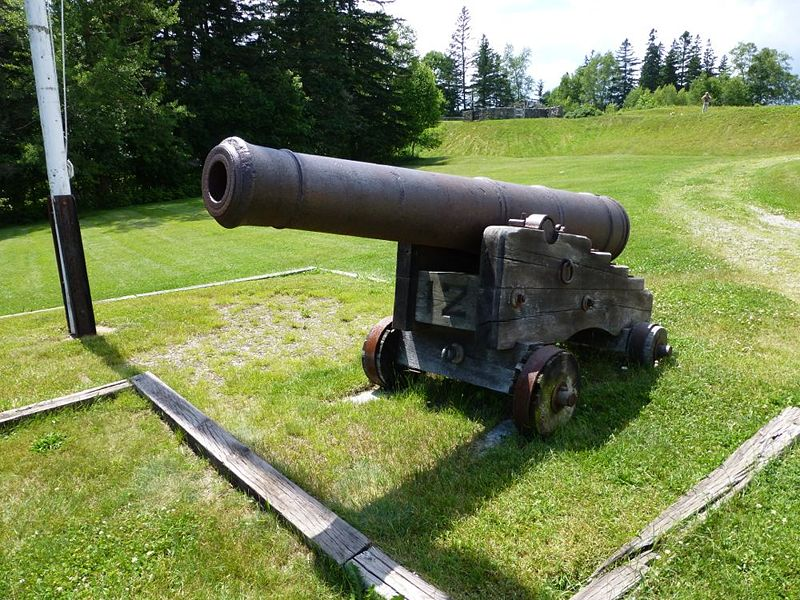 File:Fort George Cannon.jpg