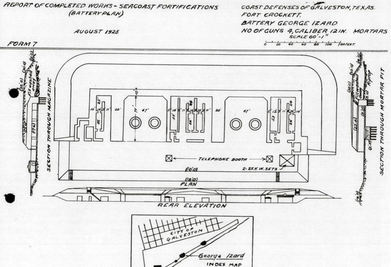 File:Fort Crockett Battery Izard Plan.jpg