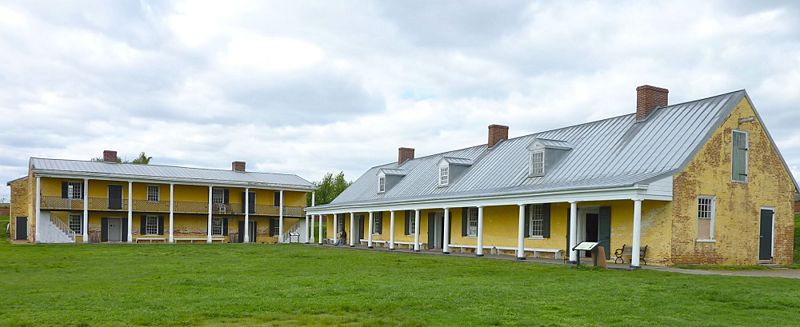 File:Fort Mifflin Officers Qtrs WP.jpg