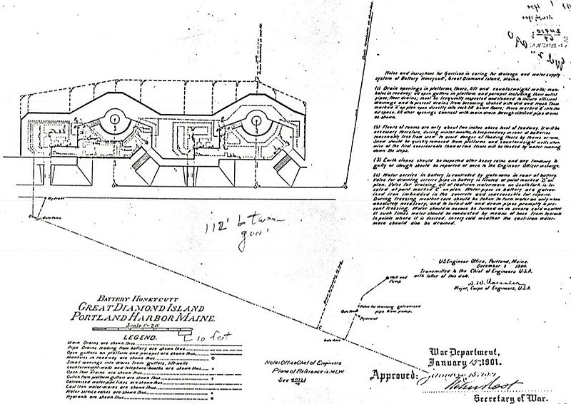 File:Fort McKinley Battery Honeycutt Plan.jpg