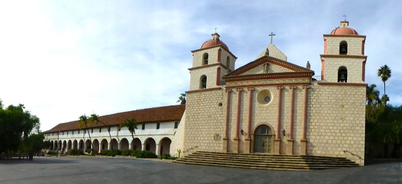 File:Mission Santa Barbara - 10.jpg