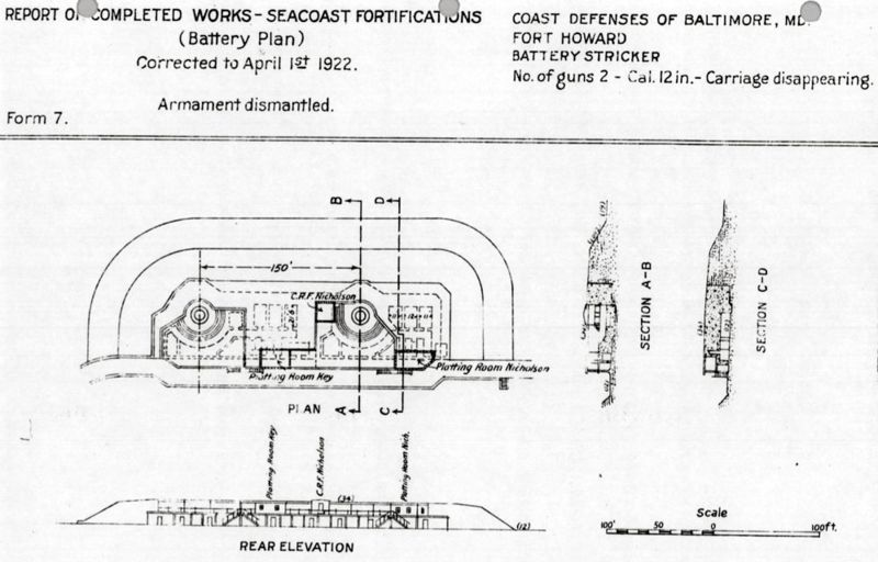 File:Fort Howard Battery Stricker Plan.jpg