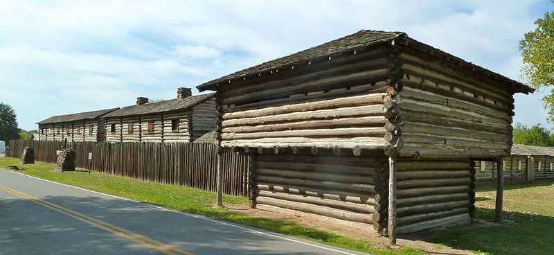 File:Fort Gibson East Blockhouse - 4.jpg
