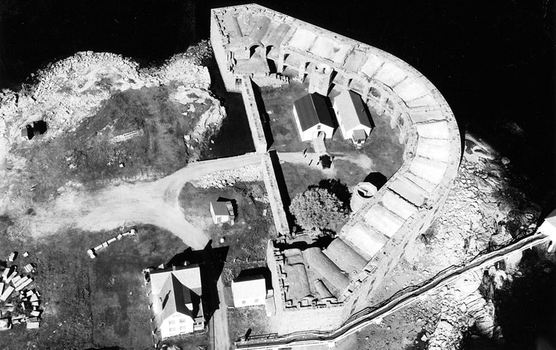 File:Fort Popham Aerial View.jpg