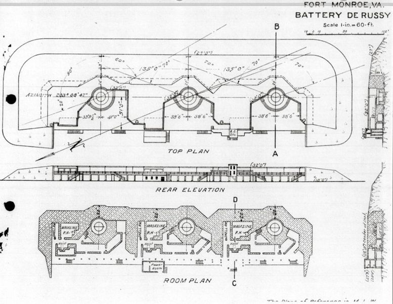 File:Fort Monroe Battery DeRussy Plan.jpg