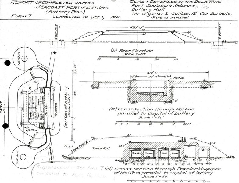 File:Fort Saulsbury Battery Hall Plan.jpg