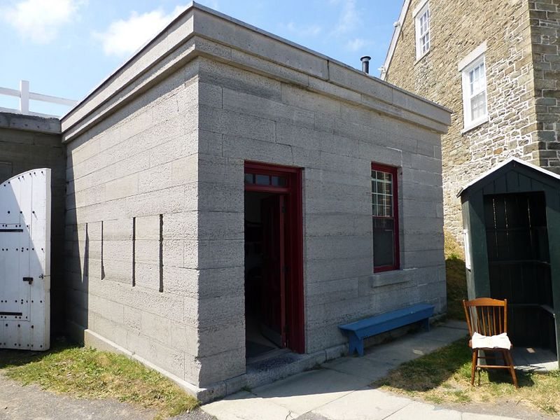 File:Fort Ontario 1868 West Guardhouse.jpg