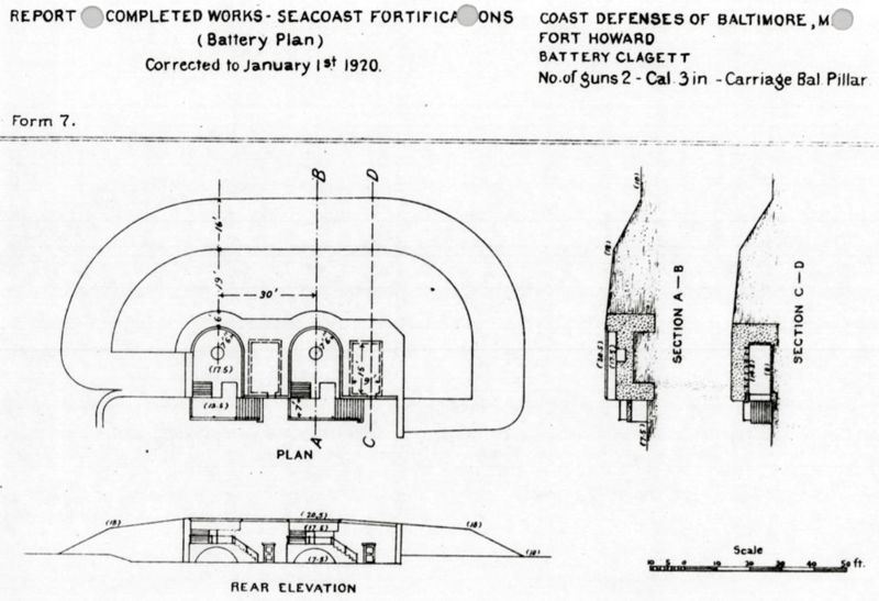 File:Fort Howard Battery Clagett Plan.jpg