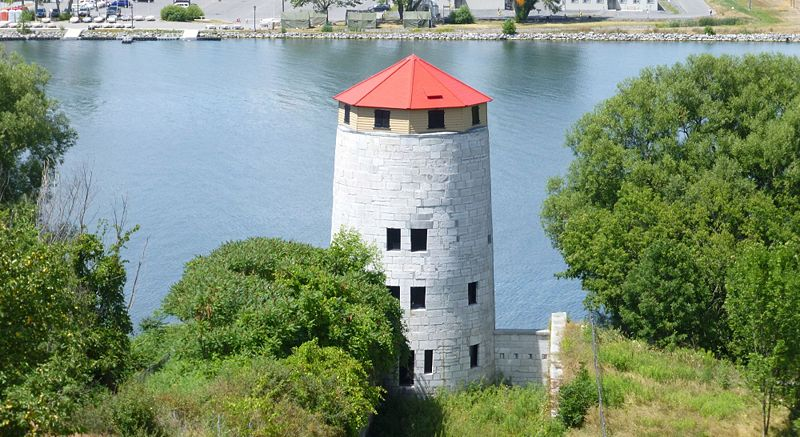 File:Fort Henry West Tower - 3.jpg