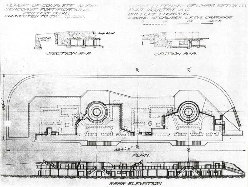 File:Fort Moultrie Battery Thompson Plan.jpg