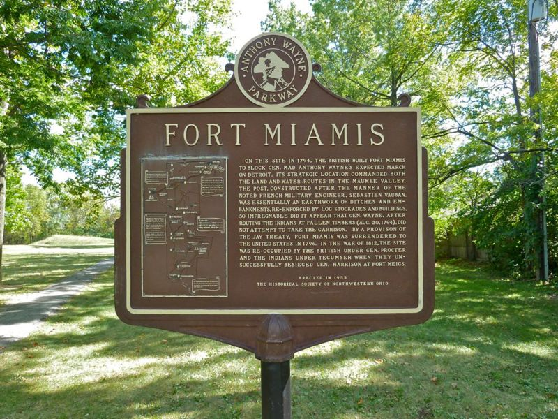 File:Fort Miamis Marker - 1.jpg