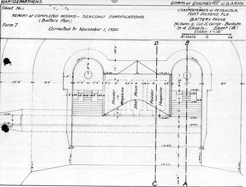 File:Fort Pickens Battery Payne Plan.jpg