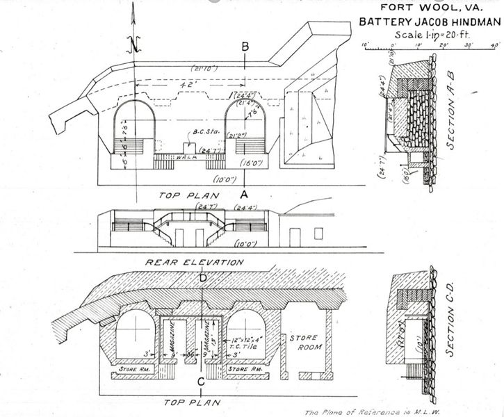File:Fort Wool Battery Hindman Plan.jpg
