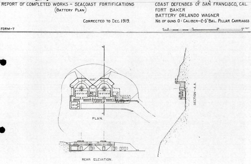 File:Fort Baker Battery Wagner Plan.jpg