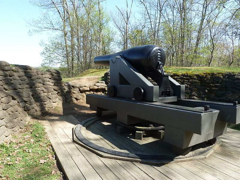 File:Fort Darling Cannon - 3.jpg