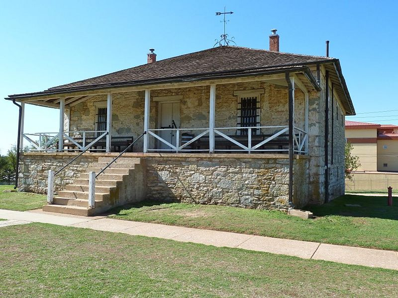 File:Fort Sill Guardhouse - 2.jpg