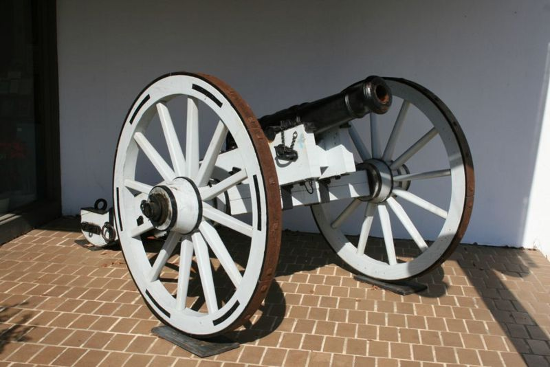 File:Fort Morris Cannon.jpg