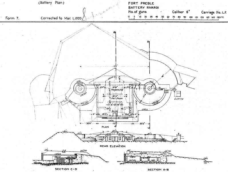 File:Fort Preble Battery Rivardi Plan.jpg